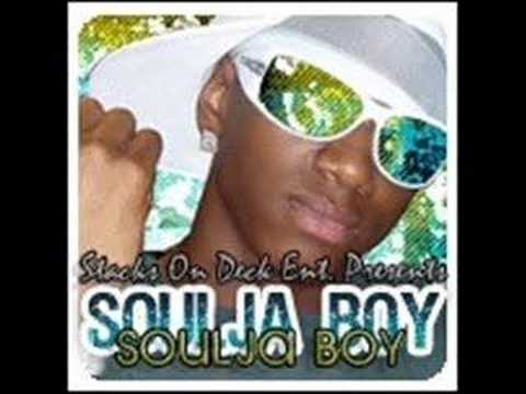 Soulja Boy - Look at Me