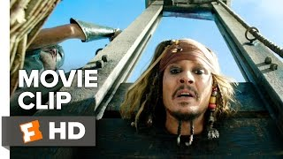 Pirates of the Caribbean: Dead Men Tell No Tales Movie Clip - Guillotine (2017)