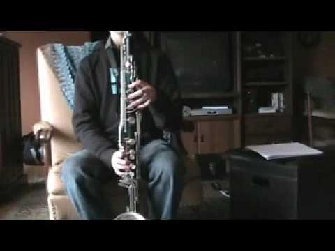 b Flat Clarinet Blues Scale b Flat Blues Scale on Bass