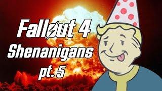 [Fallout 4] Shenanigans pt. 5