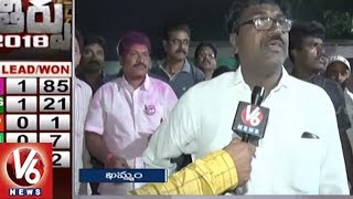 TRS Victory In Khammam Is Gift To CM KCR- Puvvada Ajay Face To Face - TS Assembly Polls  - netivaarthalu.com