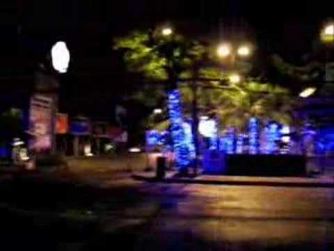 bangkok thailand sukhumvit 55 thonglor christmas new year