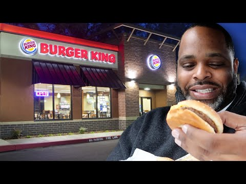 Burger King Cheeseburger Review - BACK TO BASICS