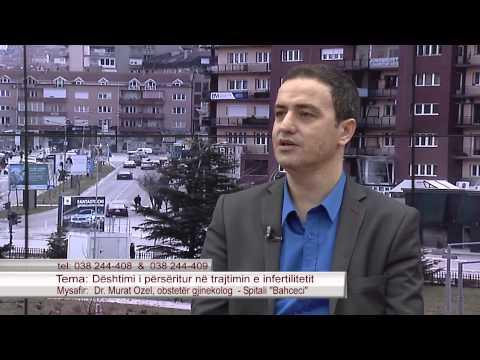 "PM - Dr. Murat Ozel - Obsteter, gjinekolog (Spitali ""Bahceci"") 18.03.2015"