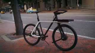 DENNY - TEAGUE X Sizemore - Electric utility bicycle