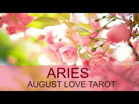 Aries -GET OUT OF HERE! - August Love Tarot