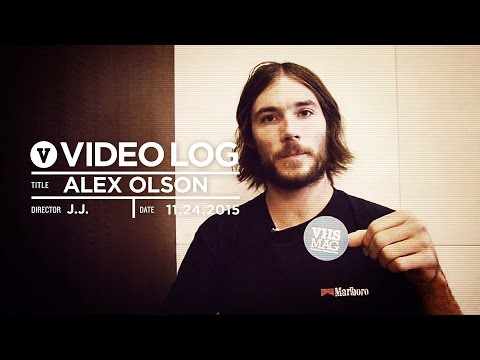 ALEX OLSON [VHSMAG]