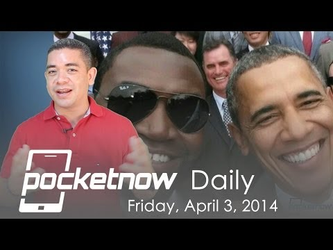 Obama selfie complaints, Apple worried of Android, WP 8.1 changes & more - Pocketnow Daily