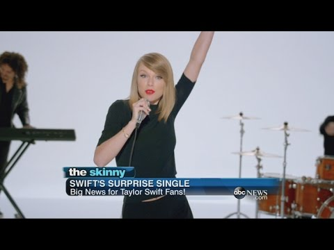 SKINNY: Taylor Swift Releases New Single