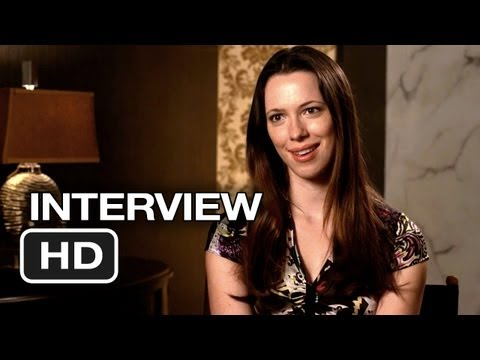 Iron Man 3 Interview - Rebecca Hall (2013) - Robert Downey Jr. Movie HD