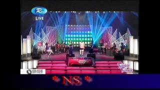Khaja Tomar Preme Ami by Bindukona Live Show new Bangla Song 2016