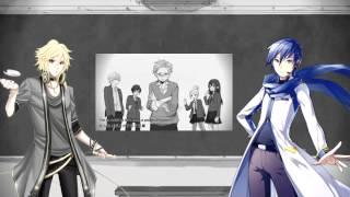 【KAITO_V3_English & YOHIOloid_ENG】Detention Teacher English Version (Inokori Sensei)【Vocaloid】