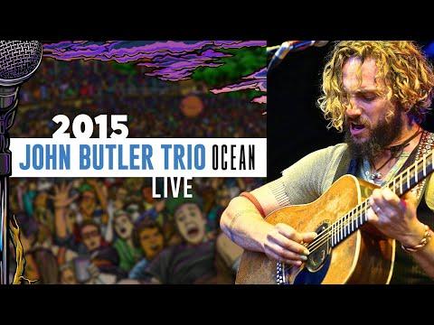 John Butler Trio - Ocean (Live) California Roots 2015