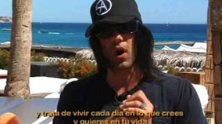 Criss Angel en Los Cabos