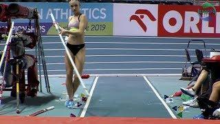 U20 Polish Athletics Indoor 2019   W High Jump   W Pole Vault   ᴴᴰ