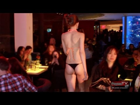 Sexy Bikini Swimwear Fashion Show - NYFW 2013 NYC