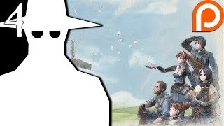 Lets Play Valkyria Chronicles! Part 4 - Drowning in Cutscenes!