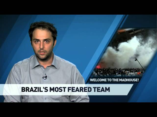 Brazil's most feared team