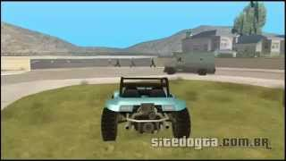Bug BF INJECTION do jogo GTA San Andreas.wmv