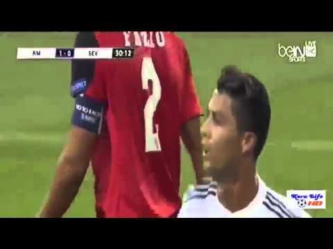 Real Madrid vs Sevilla 2 0 All Goals and Highlights UEFA SUPER CUP 2014