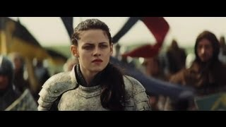 Snow White & the Huntsman - Kristen Stewart's British Accent in New 'Snow White & The Huntsman' Clip