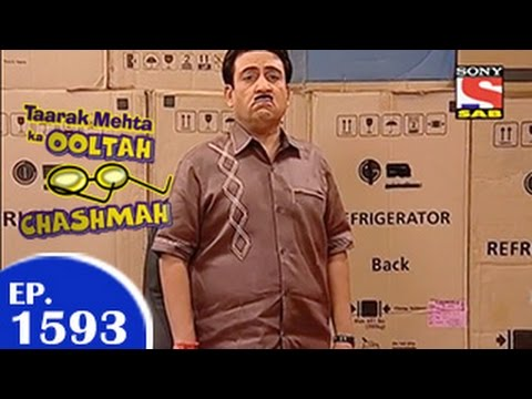 Taarak Mehta Ka Ooltah Chashmah - तारक मेहता - Episode 1593 - 26th January 2015 video