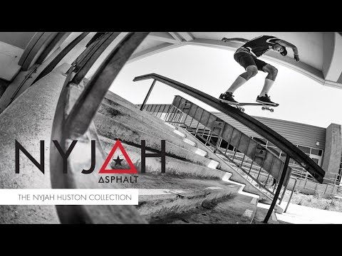 Asphalt | Nyjah Huston Signature Collection