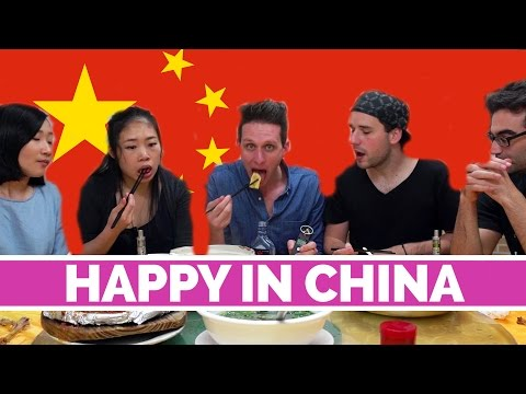 How To Stay Happy and Positive in China
