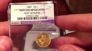 NGC coin grading failure share my pain and learn from my 6 fails