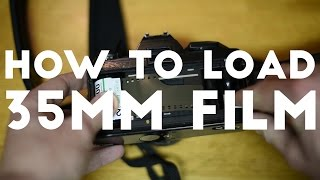 IC 001: How to Load 35mm Film