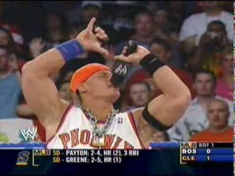 John Cena Entrance Smackdown 05062004