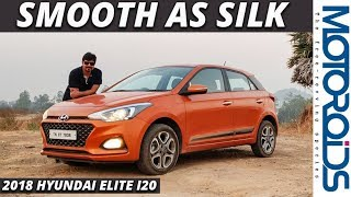 New 2018 Hyundai Elite i20 Facelift in-depth Review | Feature Packed, Refined, Stylish | Motoroids