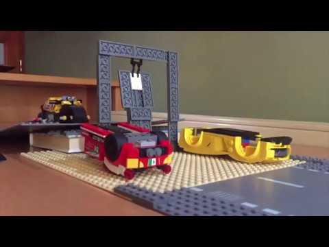 Lego technik teszt