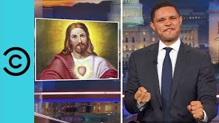 If Jesus Spoke Like Trump | The Daily Show