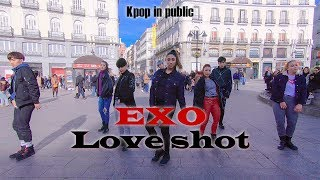 [KPOP IN PUBLIC CHALLENGE] EXO 엑소 - LOVE SHOT || DANCE COVER || By PonySquad