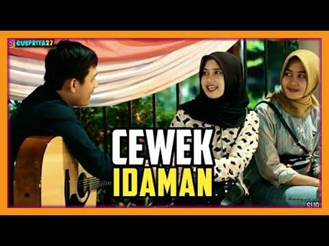 Download NYANYIIN WANITA CANTIK SAMPAI MAU NANGIS LAGU Ungu - Setengah Gila BIKIN BAPER -  Gitar Prank Mp4 baru