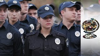Women Are Making Waves In The Ukraine's New Police Force