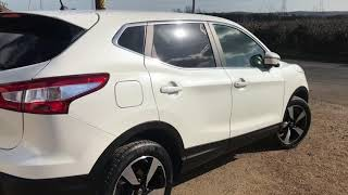 2015 NISSAN QASHQAI 1.2 N-TEC DIG-T XTRONIC FOR SALE | CAR REVIEW VLOG
