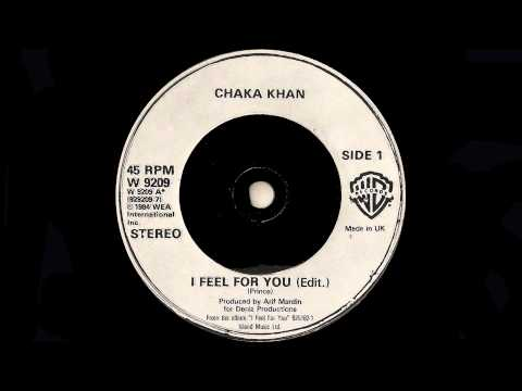 Chaka Khan - I Feel For You (Featuring Rap By Grandmaster Melle