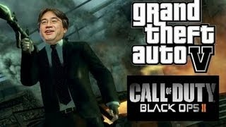 GTA 5 Update: Black Ops 2 Rage & PSN Card: TESCOS Rant!
