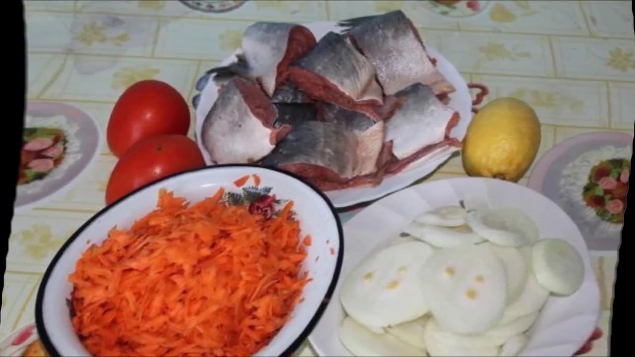 Как приготовить горбушу сочную в духовке вкусно