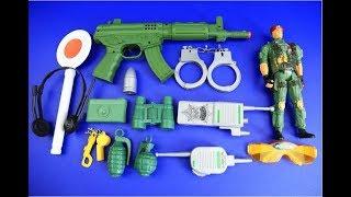 Toy gun Realistic Police | Gun toy (9)