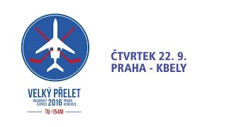 Velký přelet Naganského expresu TU-154M - čtvrtek 22. 9. 2016 (www.airzone.tv)