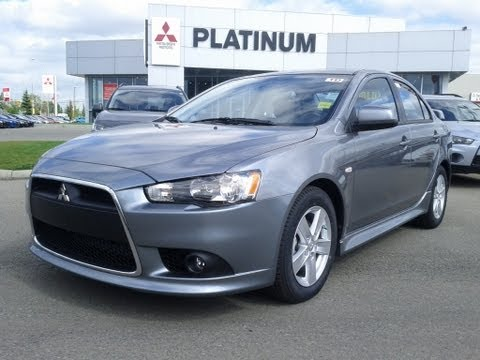 2014 Mitsubishi Lancer GT All Wheel Drive - Virtual Test Drive