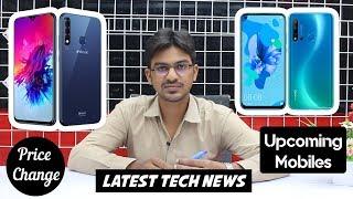 Latest Tech News | Infinix Smart 3 Plus | Huawei P20 Lite 2019 | Upcoming Mobiles | Price Updates