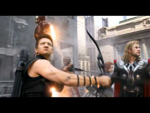 Marvel's The Avengers Video and Music Remix by pittglory247