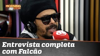 """Um papo franco com Marcelo Falcão sobre carreira solo, """"O Rappa"""" e ladrões na política"""