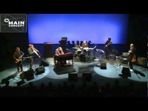 Enrique Valdivieso Band con Ryo Kawasaki Granada Jazz Festival 2011