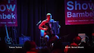 Musik Peep Show Barmbek (Full HD) - Live gespielt auf ROLAND FR-8xb -Akkordeon -