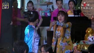 Tâm Thảo và Bội Nhi đánh nhau trên sân khấu Hương Nam